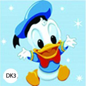 ערכת יהלומים – תמונת דונלנד-דאק – מספר קטלוג DK3