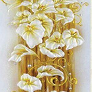 ערכת יהלומים גדול- תמונת פרחים – מספר קטלוג DL2