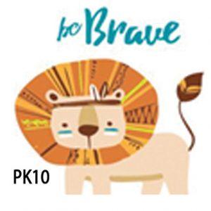צביעה לפי מספרים ילדים – PK10