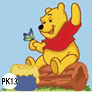 צביעה לפי מספרים ילדים – PK13