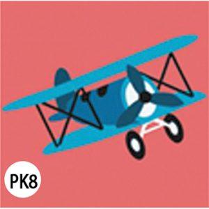 צביעה לפי מספרים ילדים – PK8